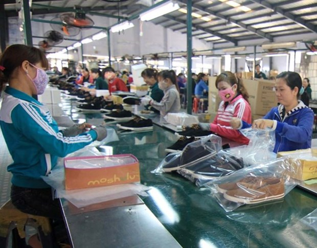 Hanoi's exports surge 16.9 percent in first quarter hinh anh 1