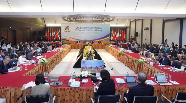 Senior officials meet in Hanoi ahead of GMS-6 hinh anh 1