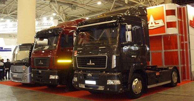 Vietnam, Belarus ink business cooperation deals hinh anh 1