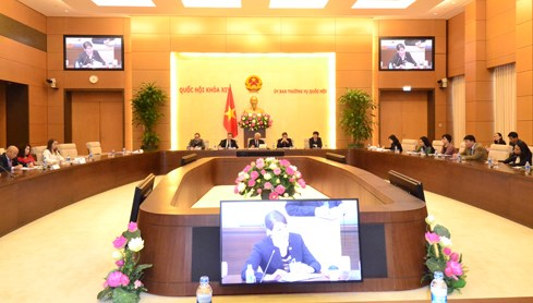 NA leader promises support to US businesses hinh anh 1