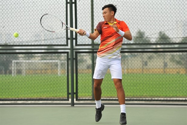 Vietnam expect promotion in Davis Cup hinh anh 1