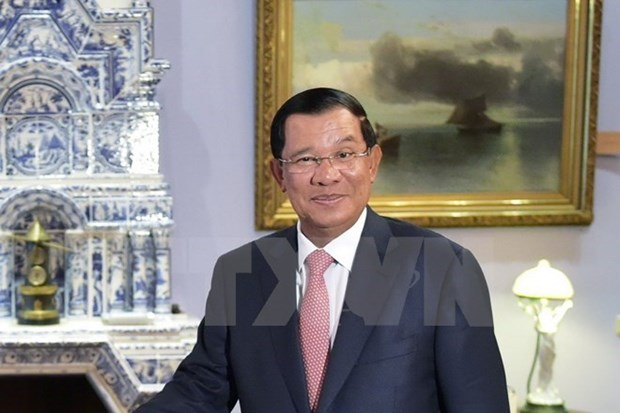 Cambodian PM to attend Mekong, CLV summits in Vietnam hinh anh 1