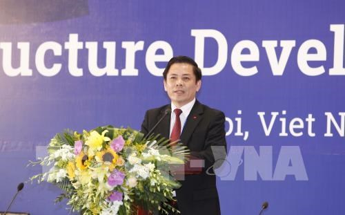Vietnam vows facilitating foreign investment in transport infrastructure development hinh anh 1