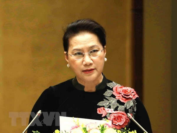 NA Chairwoman's IPU-138 participation, Netherlands visit successful hinh anh 1