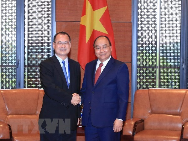 Sunwah Group plans to invest in steel production in Vietnam hinh anh 1