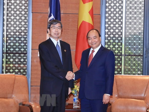 PM urges ADB to continue promoting GMS, CLV cooperation hinh anh 1