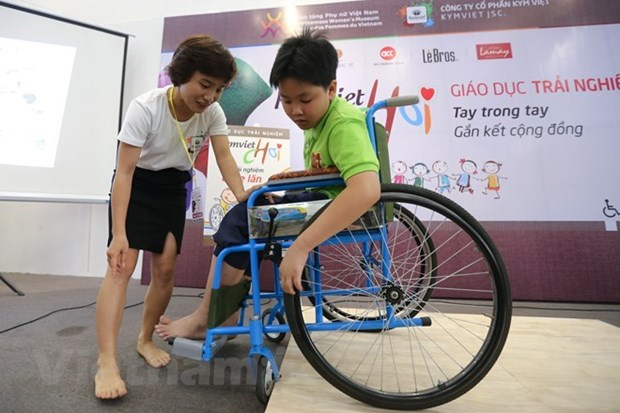 Seminar seeks ways to improve education for the disabled hinh anh 1