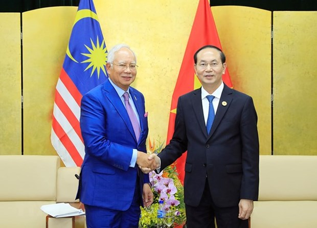 Congratulations extended on 45-year Vietnam-Malaysia ties hinh anh 1