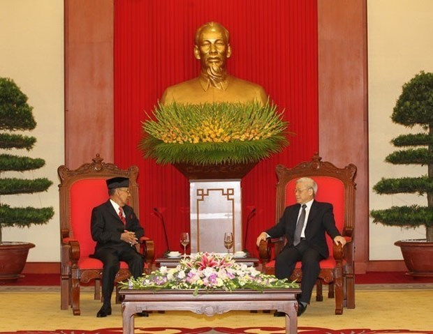 Vietnam, Malaysia enjoy flourishing bilateral ties: Diplomat hinh anh 1