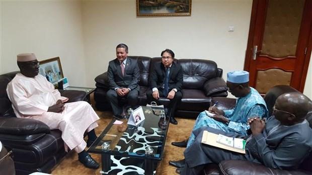 Vietnam, Mali to take steps towards enhanced economic-trade ties hinh anh 1