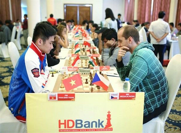 Young chess masters to compete at Asian Championships hinh anh 1