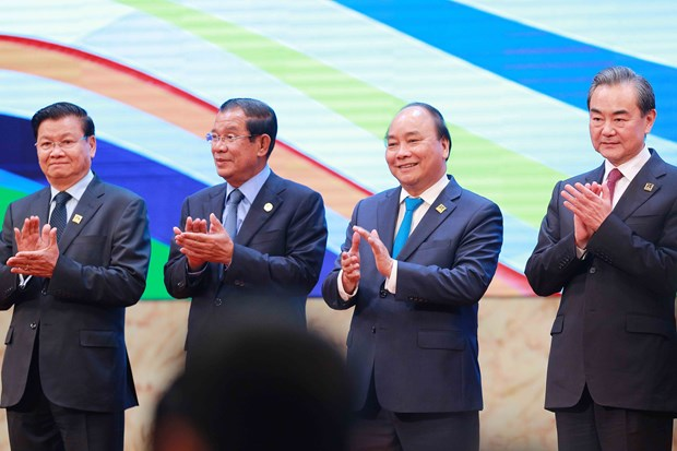 Building GMS, CLV regions of sustainable, prosperous development hinh anh 1