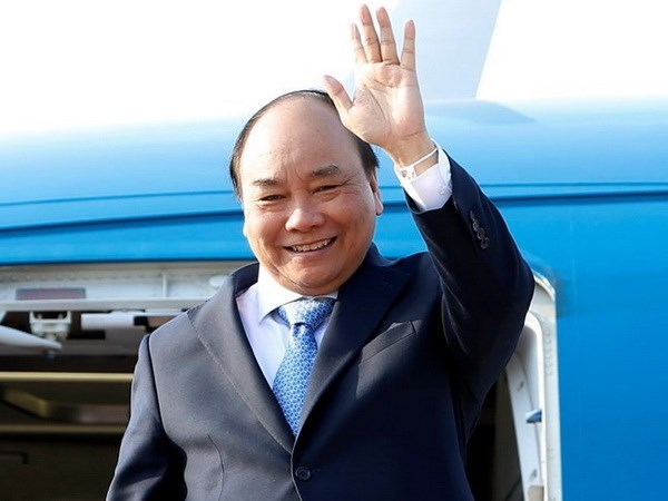 PM Nguyen Xuan Phuc to attend Mekong River Commission Summit hinh anh 1