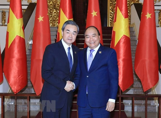 Vietnam treasures comprehensive cooperation with China: PM hinh anh 1