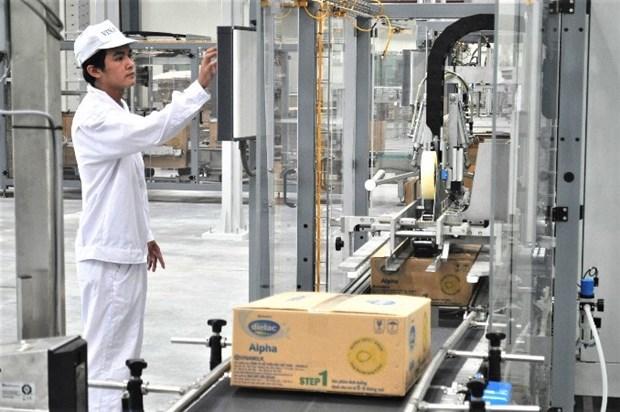 Vinamilk sets 2.46 bln USD in revenue in 2018 hinh anh 1