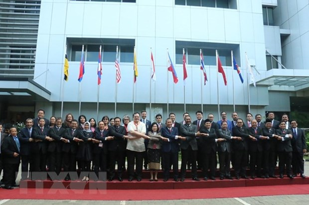 Vietnam attends ASEANSAI conference in Indonesia hinh anh 1