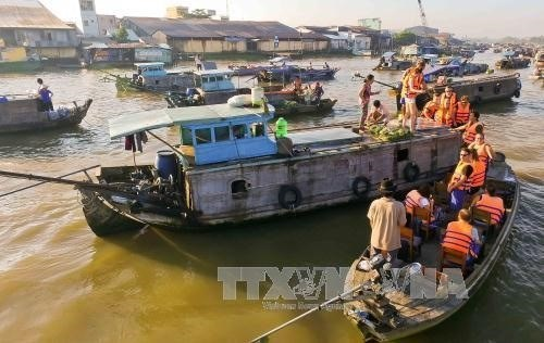 Can Tho welcomes 2.4 million visitors in Q1 hinh anh 1
