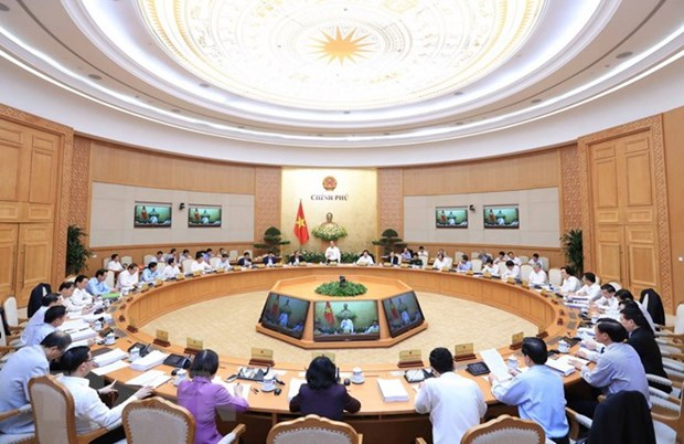 Prime Minister Nguyen Xuan Phuc stresses growth quality hinh anh 1