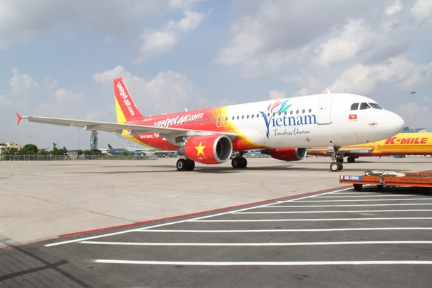 Vietjet offers special prices to enjoy Songkran festival hinh anh 1