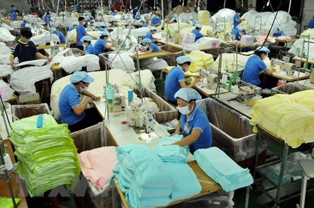 Dong Nai lures over 374 million USD in FDI in Q1 hinh anh 1