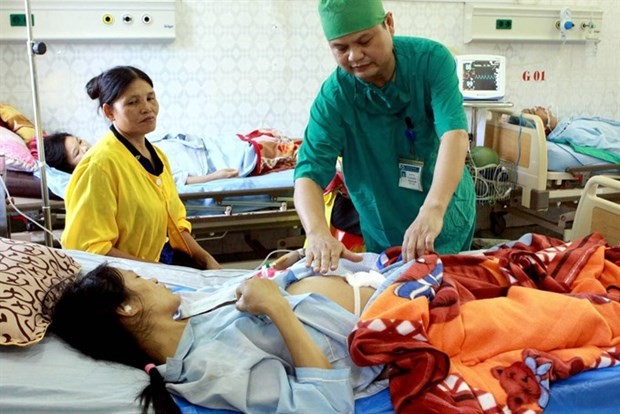 VN hospitals fall short of infection control targets hinh anh 1