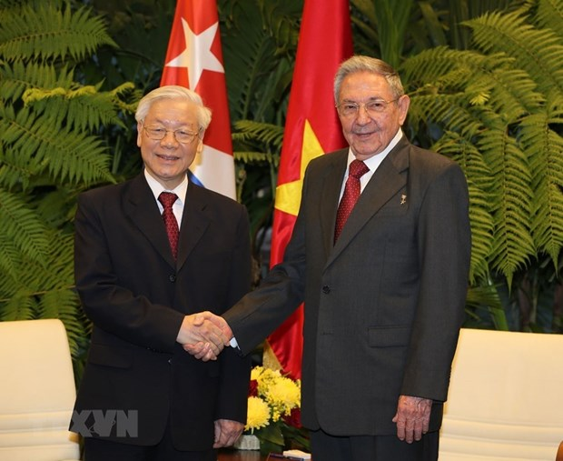 Vietnam, Cuba boost youth exchanges hinh anh 1