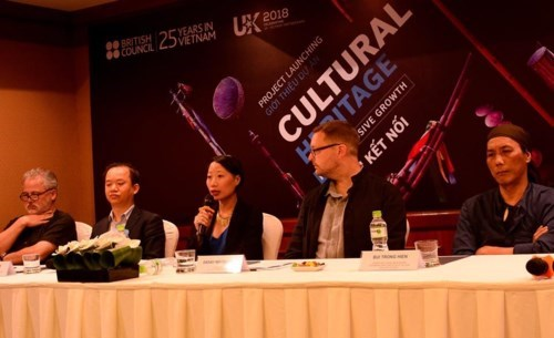 British Council helps preserve Vietnam's heritage in community hinh anh 1