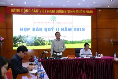 Ministry to speed up restructuring to ensure growth target hinh anh 1