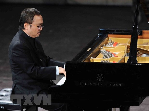 Pianist Dang Thai Son finds new home at Oberlin hinh anh 1