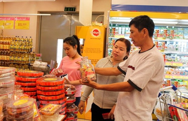 HCM City: Trade fair promotes high-quality Vietnamese goods hinh anh 1