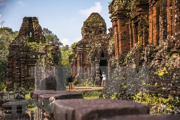 India helps translate ancient inscriptions in My Son Sanctuary hinh anh 1