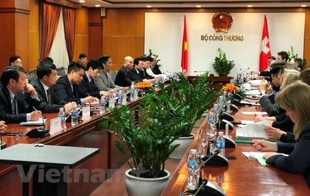 Vietnam hopes for stronger ties with Switzerland in green energy hinh anh 1