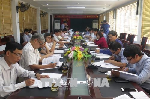 NA officials inspect Vietnam-Laos immigration agreement execution hinh anh 1