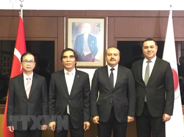 Vietnam, Turkey urged to expand economic cooperation hinh anh 1