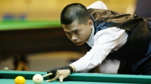 Asian Carom Billiards Championship 2018 opens in HCM City hinh anh 1