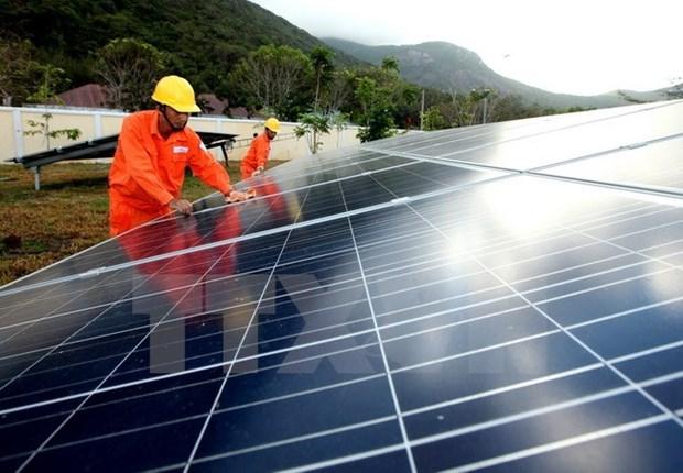 Dak Nong okays 48-mln-USD solar power project hinh anh 1