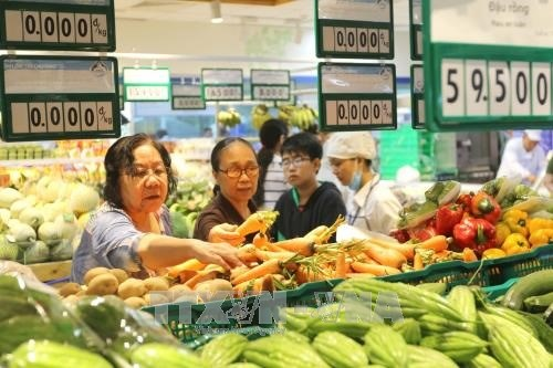 National retail sales surge 8.6 percent in first quarter hinh anh 1