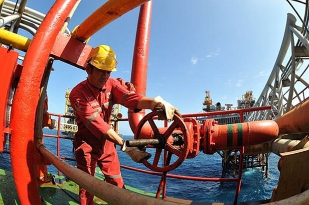 PetroVietnam's Q1 budget contribution exceeds target hinh anh 1