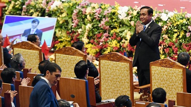 Thai PM to join MRC summit in Siem Reap hinh anh 1