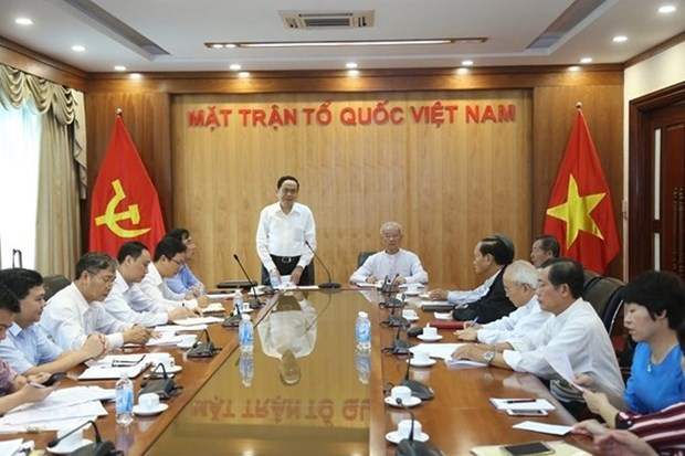 Preparations made for Vietnamese Catholics' seventh national congress hinh anh 1