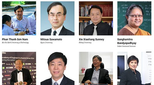Two Vietnamese listed among 100 top scientists in Asia hinh anh 1