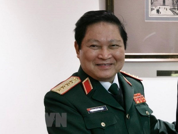 Vietnamese defence minister stresses importance of MCIS hinh anh 1