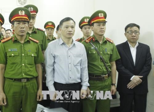 Six jailed for trying to overthrow people's administration hinh anh 1