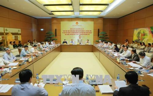 NA supervises management, use of State capital, assets in enterprises hinh anh 1