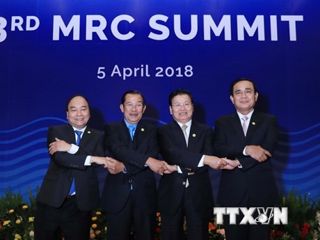 PM's summit attendance affirms VN's commitment to MRC cooperation hinh anh 1