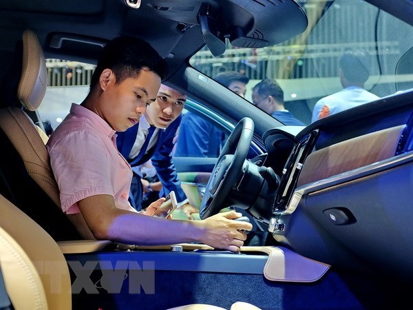 Vietnam's auto demands rise on import tax cut: British experts hinh anh 1