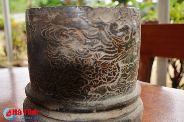 Nguyen Dynasty's object unearthed in central province hinh anh 1