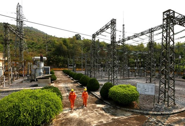 Northern power firm produces 13.8 billion kWh of electricity in Q1 hinh anh 1