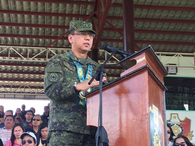 Philippine President assigns new chief of armed forces hinh anh 1