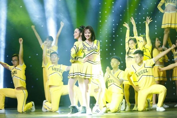 Glee Vietnam nominated for Best Scripted Format hinh anh 1